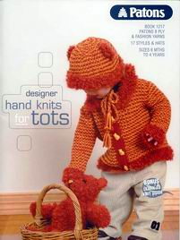 Patons Knit for Tots