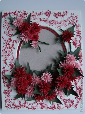 craft supplies paper: gerbera quilling