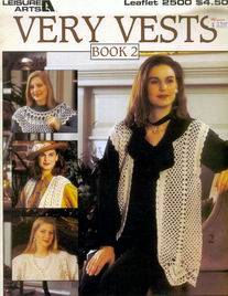 Very Vests Book 2