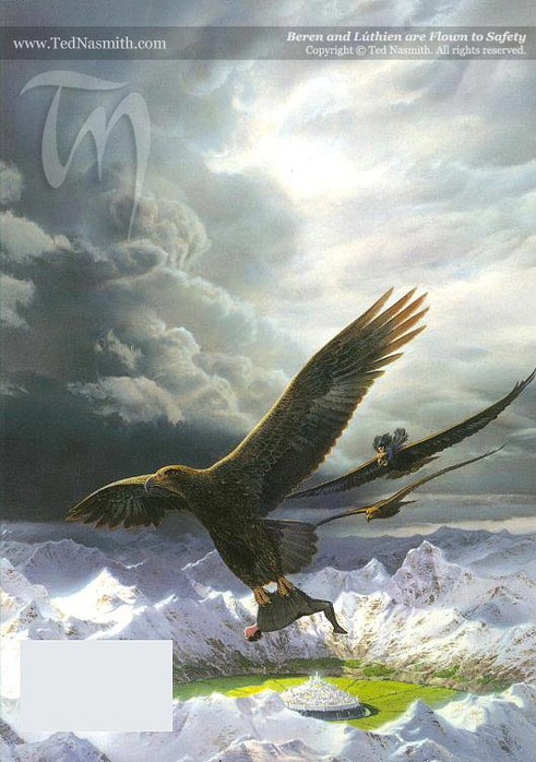 TN-Beren_and_Luthien_are_Flown_to_Safety (491x698, 104Kb)