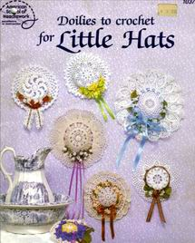 Doilies to Crochet for Little Hats