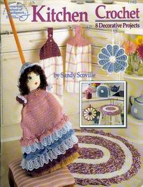 Kitchen Crochet - Craft Instruction Booklet