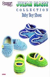 Julian Blaise Collection Baby Boy Shoes
