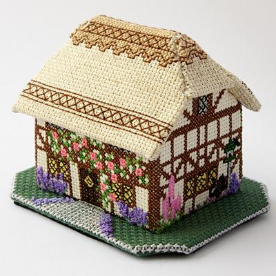 Вот этот симпатичный домик
