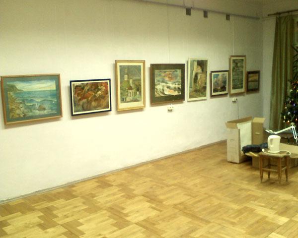 выставка художников педагогов