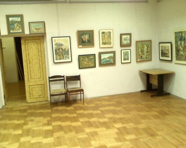 выставка художников педагогов 2