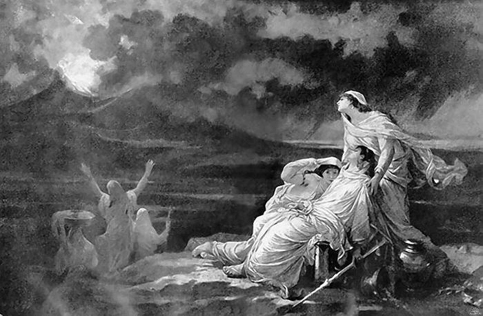 «Последний день Помпеи».
