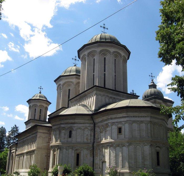 монастырь «Radu Voda»-Бухарест 16213