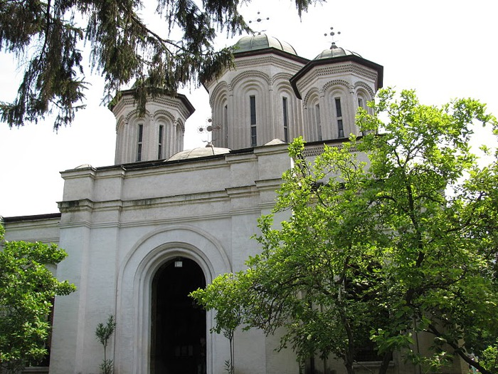 монастырь «Radu Voda»-Бухарест 84900