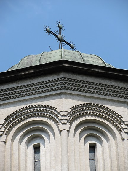 монастырь «Radu Voda»-Бухарест 99837
