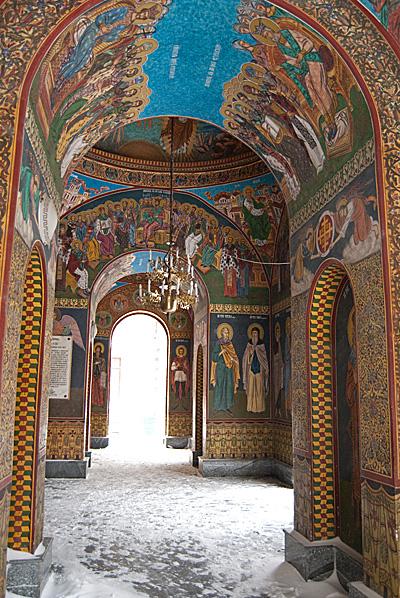 монастырь «Radu Voda»-Бухарест 55138