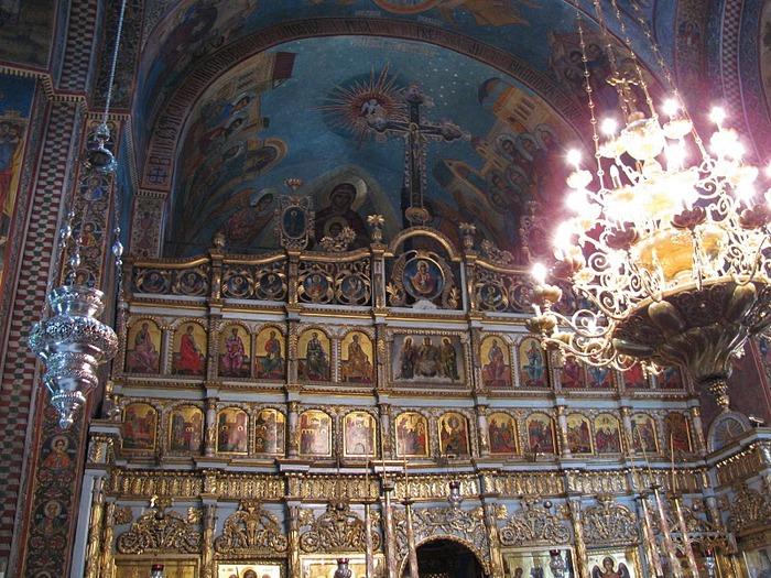 монастырь «Radu Voda»-Бухарест 39146
