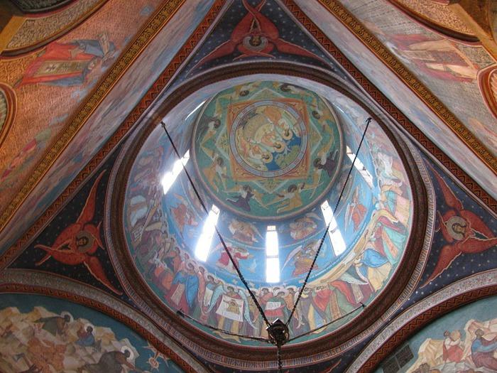монастырь «Radu Voda»-Бухарест 80547