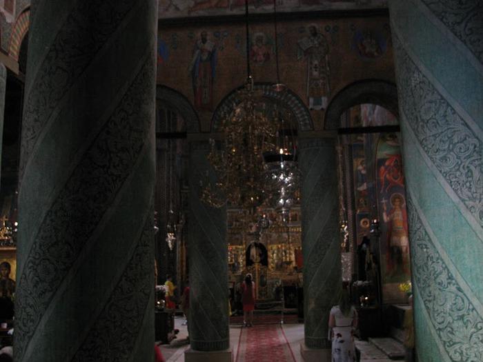 монастырь «Radu Voda»-Бухарест 59115