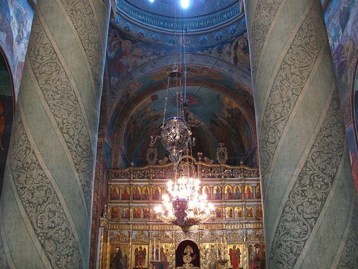 монастырь «Radu Voda»-Бухарест 38220
