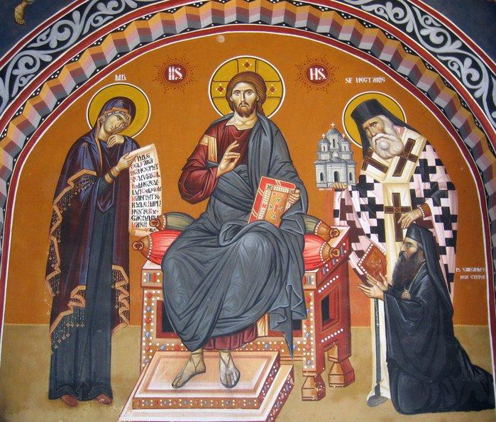монастырь «Radu Voda»-Бухарест 77063