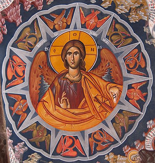 монастырь «Radu Voda»-Бухарест 58579