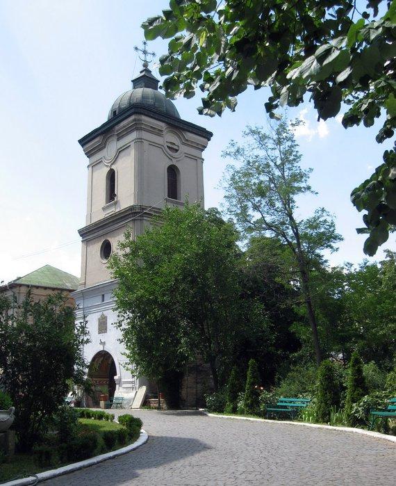 монастырь «Radu Voda»-Бухарест 86794