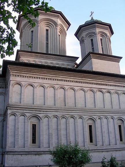 монастырь «Radu Voda»-Бухарест 25866