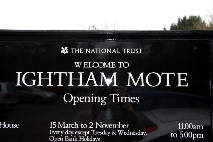 Ightham Mote- Kent 26222