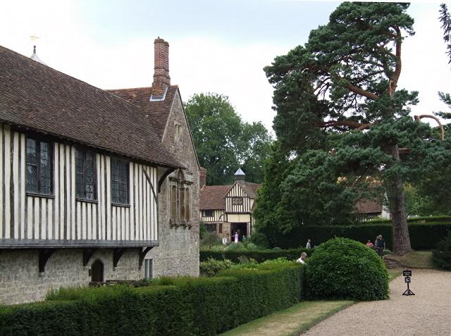 Ightham Mote- Kent 10691