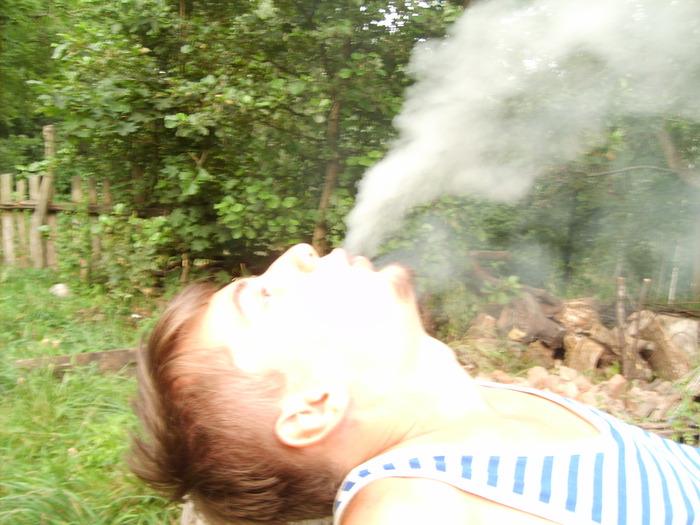 дым, клубы, курево