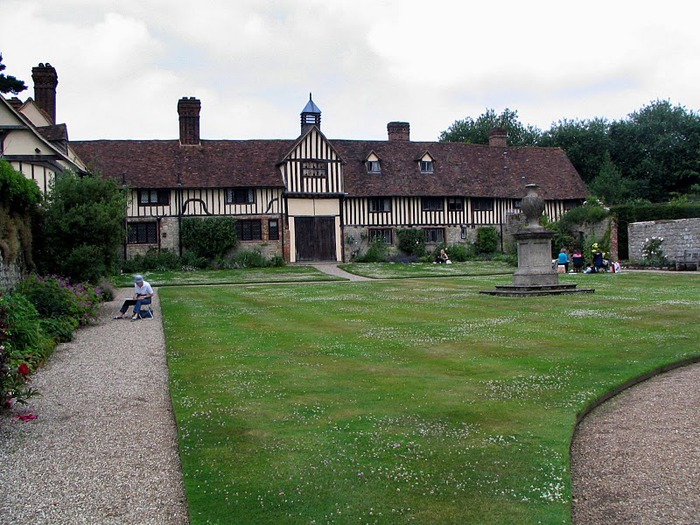 Ightham Mote- Kent 78190
