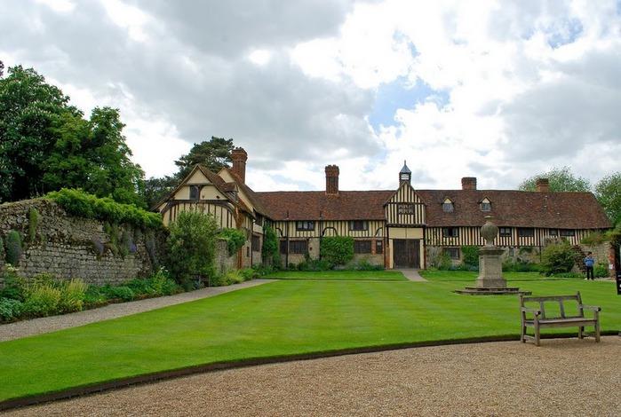 Ightham Mote- Kent 18311