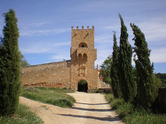 Тайны испанского монастыря - Monasterio de Piedra 86120