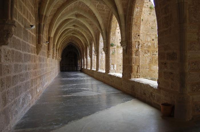 Тайны испанского монастыря - Monasterio de Piedra 59261