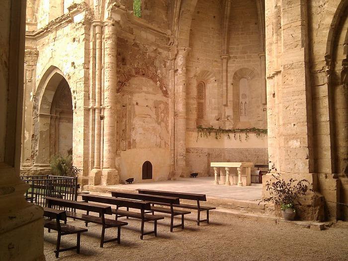 Тайны испанского монастыря - Monasterio de Piedra 30166
