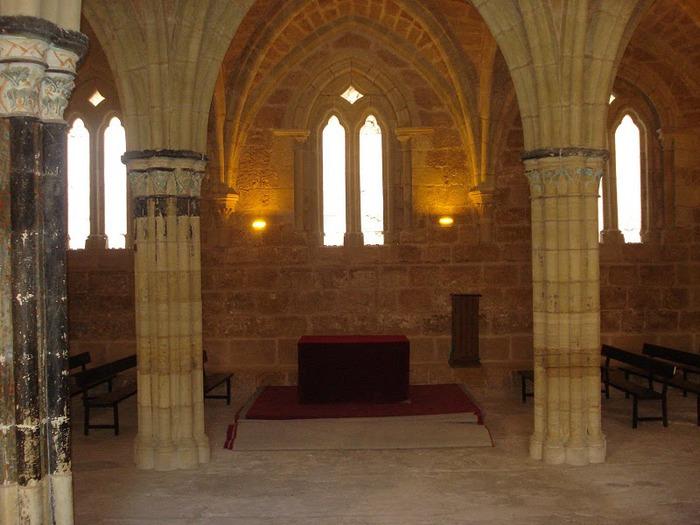 Тайны испанского монастыря - Monasterio de Piedra 16224
