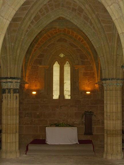 Тайны испанского монастыря - Monasterio de Piedra 87543