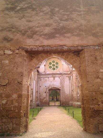 Тайны испанского монастыря - Monasterio de Piedra 96695