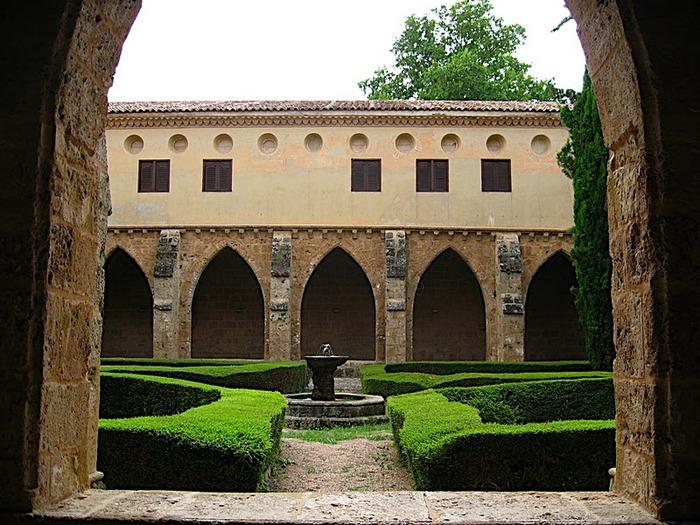 Тайны испанского монастыря - Monasterio de Piedra 19421