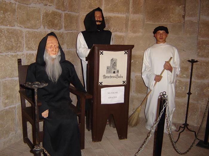 Тайны испанского монастыря - Monasterio de Piedra 67758