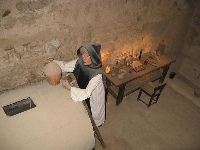 Тайны испанского монастыря - Monasterio de Piedra 44700