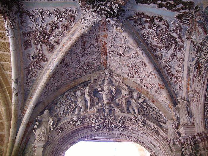 Тайны испанского монастыря - Monasterio de Piedra 43576