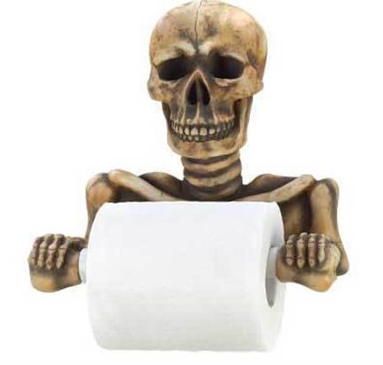 12 прикольных держателей для туалетной бумаги