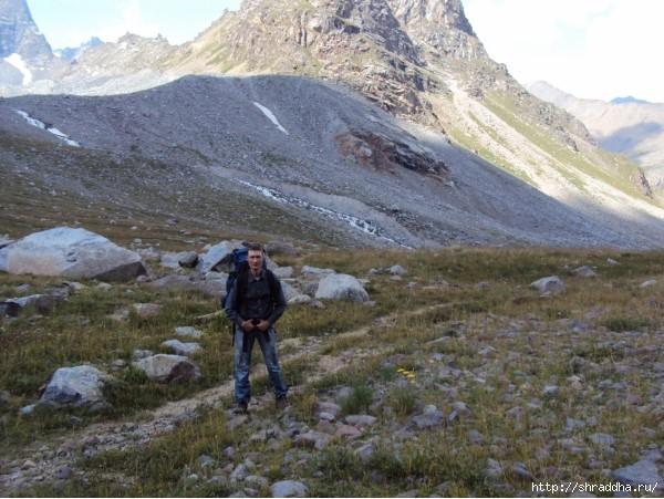 путешествие по горам