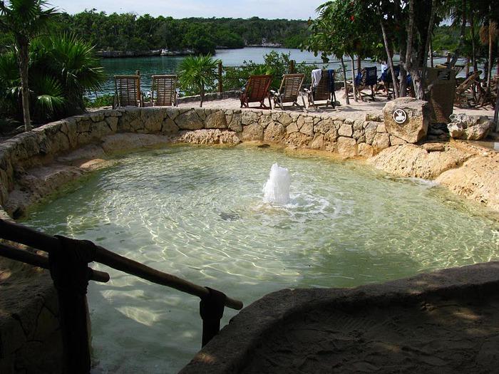 Парк Xel-Ha в Мексике 66771
