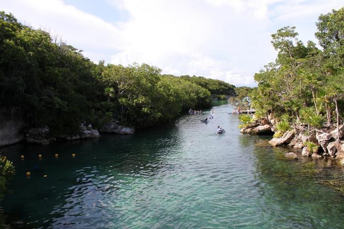 Парк Xel-Ha в Мексике 67871