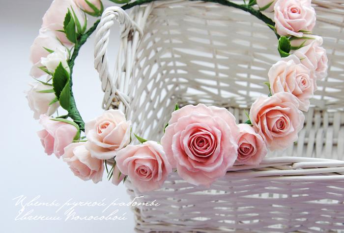 Розы из полимерной глины. Мастер-класс (17) (700x476, 381Kb)