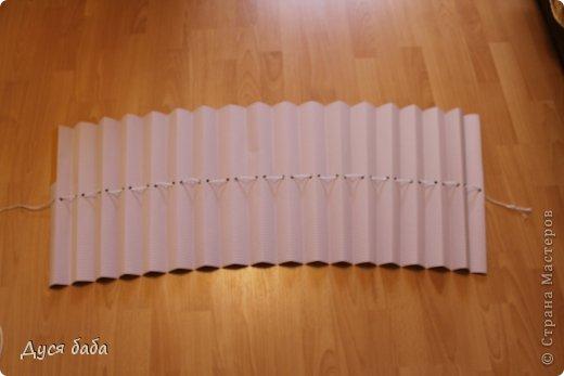 Как самой сделать жалюзи из ткани своими руками