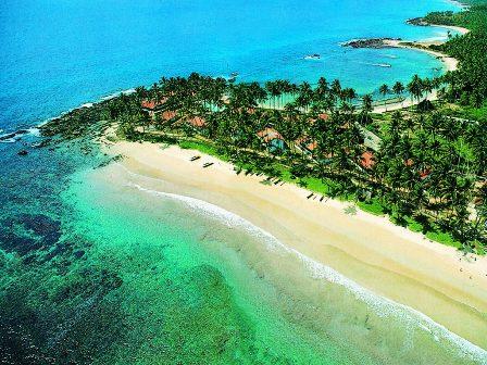 Неповторимая солнечная Шри Ланка.