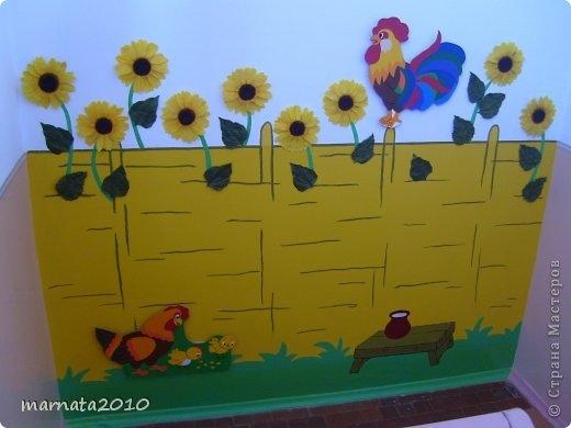 Оформление в детском саду своими руками по фгос