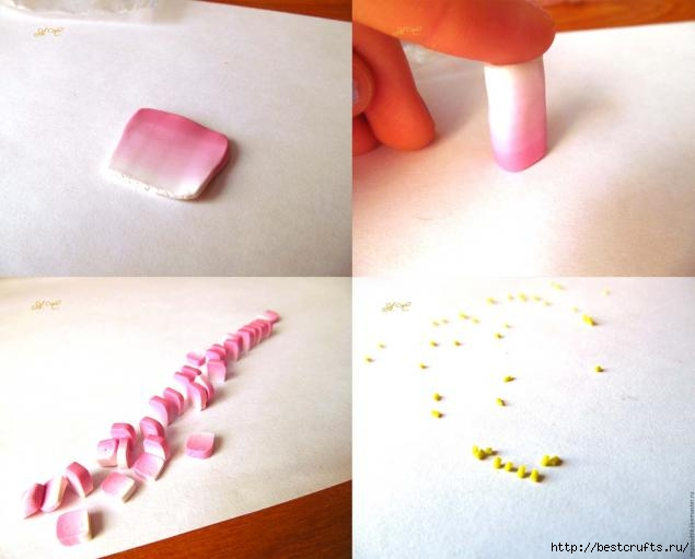 цветочные серьги из полимерной глины (3) (635x511, 109Kb)