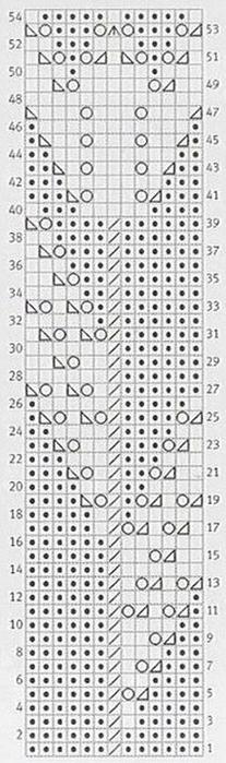 красивые узоры (1) (207x700, 122Kb)