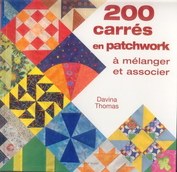 200 carres en patchwork (600x586, 245Kb)