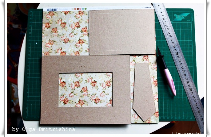 Изготовление рамок фотографий своими руками